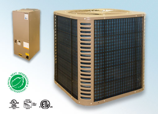 North Cool Central Air Systems Products Overview